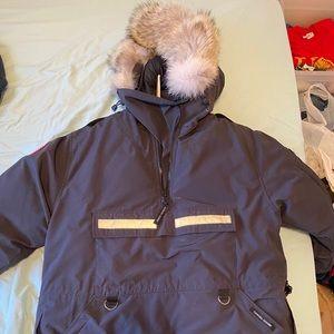Navy Men's Canada Goose Jacket